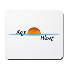Key West Sunset Mousepad