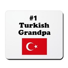 #1 Turkish Grandpa Mousepad