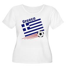 Greece Soccer Team T-Shirt