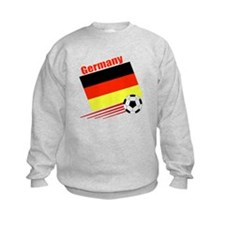 Germany Soccer Team Sweatshirt