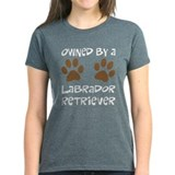 Owned By A Lab... Tee