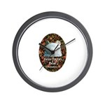 Go Bear Wall Clock