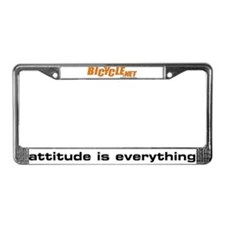 Bicycle .net License Plate Frame