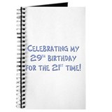 Funny 50th B-day Journal