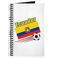 Ecuador Soccer Team Journal