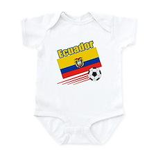 Ecuador Soccer Team Onesie