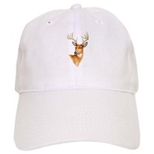 Whitetail Deer ~ Baseball Cap