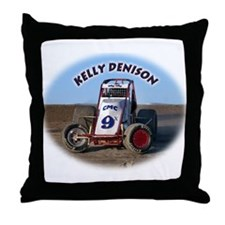 Kelly Denison Throw Pillow