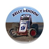 Kelly Denison Keepsake (Round)