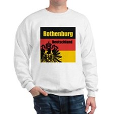 Rothenburg Deutschland  Sweatshirt