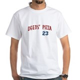Deeds' Pizza Shirt