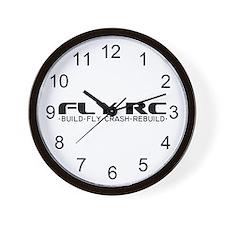 Fly RC Wall Clock