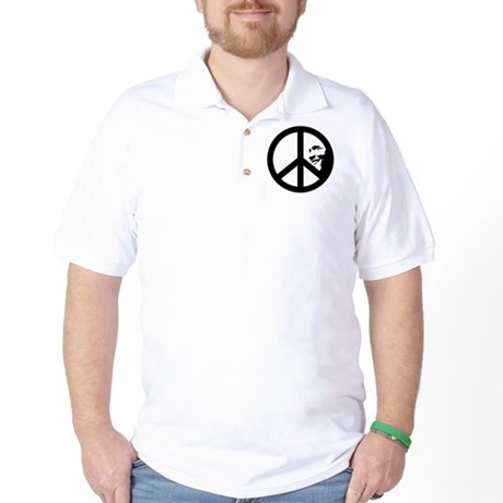 Obama for Peace Golf Shirt
