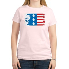 American Obama Women's Light T-Shirt
