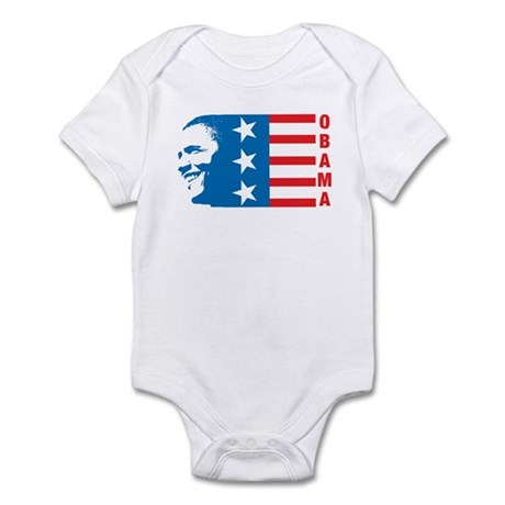 American Obama Infant Bodysuit