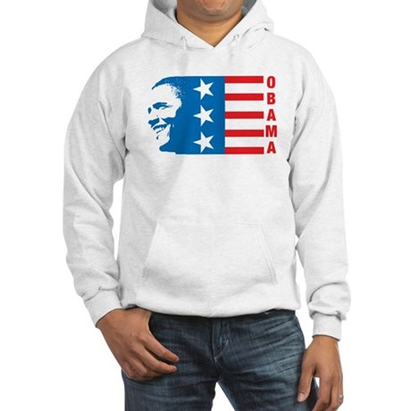 American Obama Hooded Sweatshirt