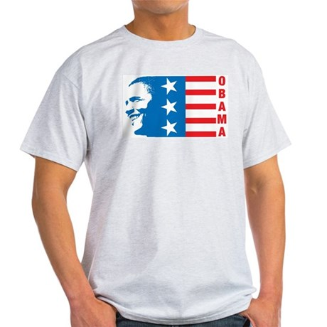 American Obama Light T-Shirt