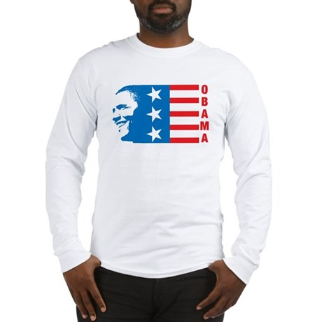 American Obama Long Sleeve T-Shirt