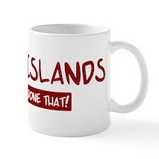 Cayman Islands (been there) Mug