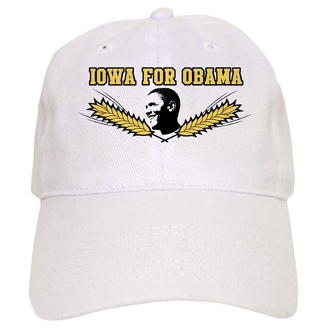 Iowa for Obama Cap