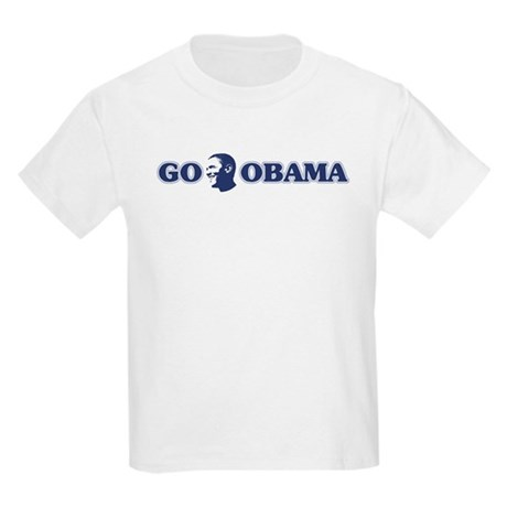 Go Obama Kids Light T-Shirt