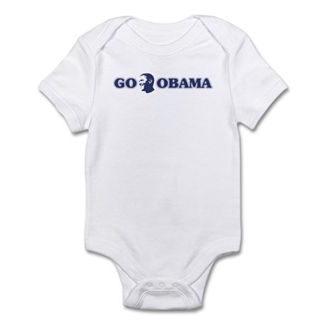 Go Obama Infant Bodysuit