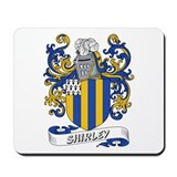 Shirley Coat of Arms Mousepad