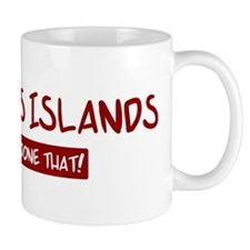Galapagos Islands (been there Mug