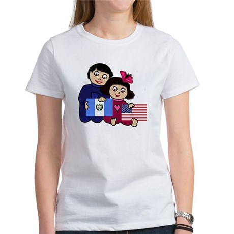 Guat Boy & Girl Women's T-Shirt