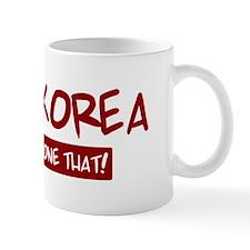 North Korea (been there) Mug