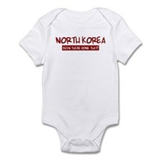 North Korea (been there) Infant Bodysuit