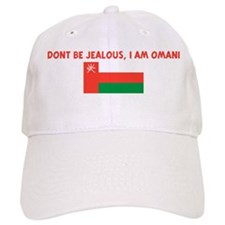 DONT BE JEALOUS I AM OMANI Baseball Cap