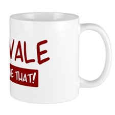 Sunnyvale (been there) Small Mug
