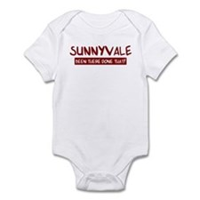 Sunnyvale (been there) Onesie