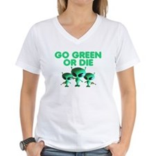 Go Green Global Warming Shirt