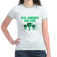 Go Green Global Warming T