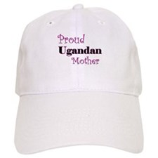 Proud Ugandan Mother Baseball Cap
