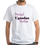 Proud Ugandan Mother Shirt