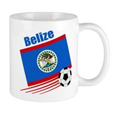 Belize Soccer Team Mug