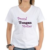 Proud Tongan Mother Shirt