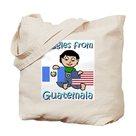 Giggles Guy Tote Bag