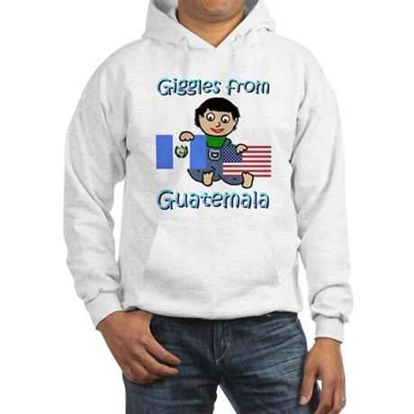 Giggles Guy Hooded Sweatshirt