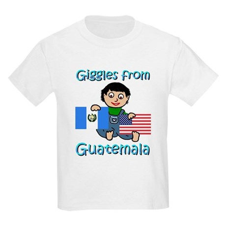 Giggles Guy Kids T-Shirt