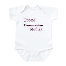 Proud Panamanian Mother Infant Bodysuit