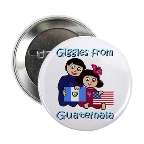 "Giggles Girl & Boy 2.25"" Button (10 pack)"