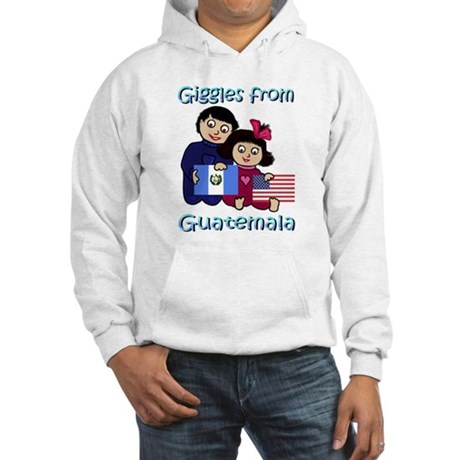 Giggles Girl & Boy Hooded Sweatshirt