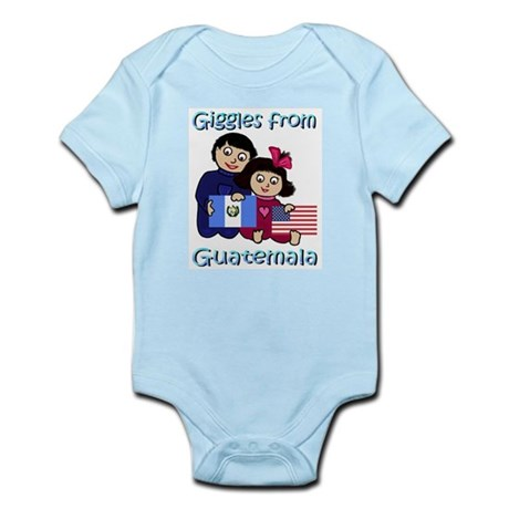 Giggles Girl & Boy Infant Creeper