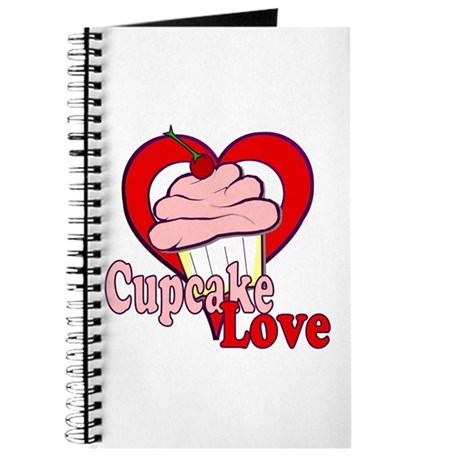Cupcake Love Journal