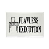 Flawless Execution Rectangle Magnet (100 pack)