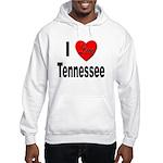I Love Tennessee Hooded Sweatshirt